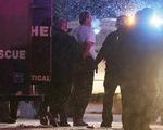 Mỹ: Xả súng khiến 11 người thương vong