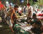 Đài Loan: Nổ tại công viên giải trí, hơn 200 người bị thương