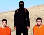 IS dọa giết hai con tin người Nhật nếu không có 200 triệu USD