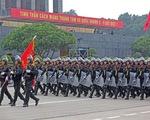 Trực tiếp: Lễ diễu binh, diễu hành kỷ niệm 70 năm Quốc khánh 2/9
