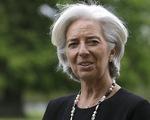 IMF lần đầu nói tới khả năng giảm nợ cho Hy Lạp