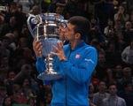 Djokovic 'đè bẹp' Nishikori ở trận ra quân tại ATP World Tour Finals