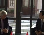 Chủ tịch nước thăm bang Hessen, Đức