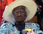 Người cao tuổi nhất thế giới chia sẻ kinh nghiệm sống lâu