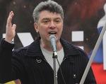 Nga: Bắt giữ 2 nghi can vụ ám sát cựu Phó Thủ tướng Boris Nemtsov