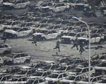 Trung Quốc điều tra và khắc phục hậu quả vụ nổ ở Thiên Tân