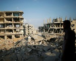 50 người dân muốn rời khỏi Dải Gaza