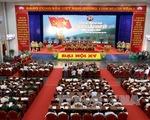 Khai mạc Đại hội Đảng bộ tỉnh Cà Mau lần thứ 15