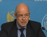 Các bên xung đột ở Syria kết thúc vòng đàm phán mới tại Moscow
