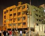 Ai Cập: Đánh bom xe gần tòa nhà an ninh quốc gia, 8 người bị thương