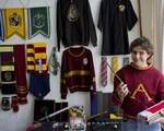 Choáng ngợp với bộ sưu tập về Harry Potter lớn nhất thế giới