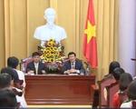 Chủ tịch nước gặp mặt người lao động tiêu biểu ngành dầu khí