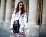 """Những phụ kiện dạo phố cực """"độc"""" ở Tuần lễ thời trang Paris"""
