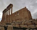 IS tiếp tục phá hủy thêm một ngôi đền cổ tại Palmyra, Syria