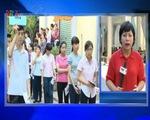 Hơn 45.000 thí sinh tham gia kỳ thi đánh giá năng lực tại ĐHQG Hà Nội
