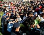 Các nước châu Âu hợp tác kiểm soát dòng người di cư