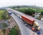 Hà Nội xóa điểm nóng ùn tắc giao thông tại QL5 và cầu Thanh Trì