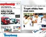 Báo chí toàn cảnh: Những vấn đề xung quanh Kỳ thi THPT Quốc gia