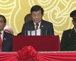 Diễn văn của Chủ tịch nước tại Lễ kỷ niệm 70 năm Cách mạng tháng Tám và Quốc khánh 2/9