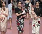 Dolce & Gabbana tôn vinh vẻ đẹp của những bà mẹ