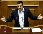 Quốc hội Hy Lạp thông qua đề xuất trưng cầu dân ý