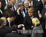 Quốc hội Đức phê chuẩn kế hoạch tham chiến chống IS tại Syria