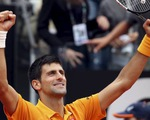 Djokovic, Sharapova rủ nhau đăng quang tại Rome Masters 2015