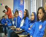 Ai Cập: Mang âm nhạc đến cho trẻ em đường phố