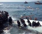 EU họp khẩn về vấn đề phân bổ người di cư