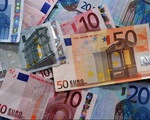 Lạm phát tại Eurozone xuống dưới 0