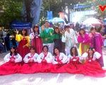 Nhiều hoạt động ý nghĩa trong Ngày hội Tân sinh viên 2015
