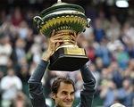 Federer lập kỷ lục 8 lần đăng quang tại Gerry Weber Open