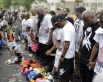 Mỹ: Hàng ngàn người tuần hành nhân 1 năm vụ Ferguson