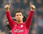 HLV Ancelotti mừng rỡ vì Ronaldo ghi bàn trở lại