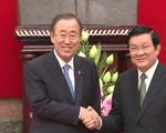 Thúc đẩy quan hệ hợp tác nhiều mặt giữa Việt Nam và Liên Hợp Quốc