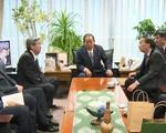 Phát triển tình hữu nghị Việt Nam - Nhật Bản