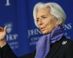 Giám đốc IMF cảnh báo tăng trưởng toàn cầu thấp