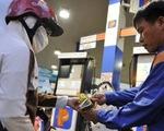 Giá xăng giảm gần 1.200 đồng/lít từ 15h chiều nay