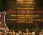 Chương trình nghệ thuật Giai điệu mùa thu – Bức tranh lịch sử dân tộc bằng âm nhạc