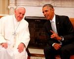 Tổng thống Obama và Giáo hoàng Francis thống nhất chống biến đổi khí hậu