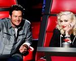 The Voice Mỹ hút khán giả hơn nhờ Gwen Stefani và Blake Shelton