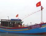 Phú Yên: Hạ thủy 2 tàu cá đầu tiên theo Nghị định 67