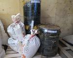 Bắt quả tang doanh nghiệp trộn chất vàng ô vào thức ăn chăn nuôi