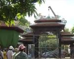 Hàng loạt công trình xây dựng trái phép tại rừng Nam Hải Vân