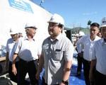 PTTg Hoàng Trung Hải kiểm tra dự án đường cao tốc Đà Nẵng - Quảng Ngãi