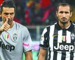 Hàng thủ Juve là mạnh nhất châu Âu?