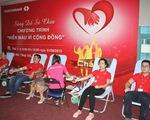 Hơn 600 nhân viên Techcombank tham gia hiến máu tình nguyện
