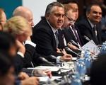 Bộ trưởng Tài chính và Lao động G20 tiến hành cuộc họp chung