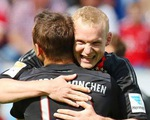 """Bayern thắng nhẹ chờ Porto, Dormund """"hồi xuân"""" nhờ Klopp"""