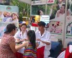 Tư vấn, siêu âm thai miễn phí tại Hội chợ Bầu 2015